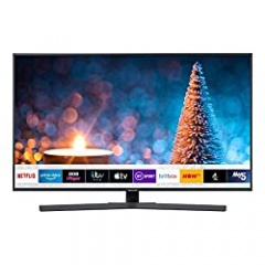 Samsung UE50RU7400UXXU 50-inch RU7400 Dynamic Crystal Colour HDR Smart 4K TV [Energy Class A]