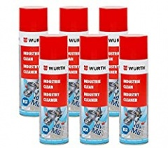 Wurth Industry cleaner 500ml (6)