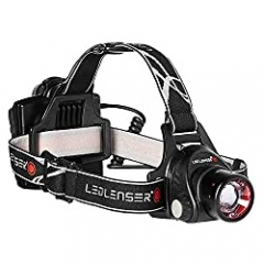 Ledlenser, H14R.2 Rechargeable Headlamp, Black
