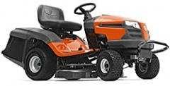 Husqvarna TC 142T HYDROSTATIC MOWER TRACTOR with Briggs E Stratton BIKE Engine 11.1KW - 15.1HP