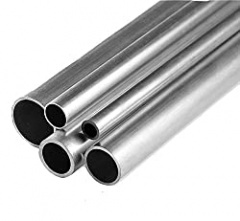 Aluminium Round Tube Pipe (25 mm x 2 mm x 2000 mm)