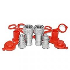 Hydraulic Quick Connect Pioneer Style Couplers