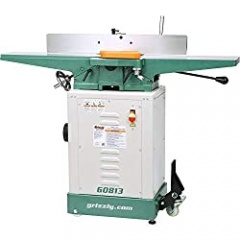 Grizzly Industrial Jointer with Economy Stand