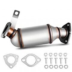 Catalytic Converter Compatible with GMC Acadia, Buick Enclave, Chevy Traverse, Saturn Outlook 3.6L Radiator