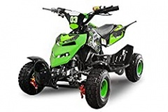 49cc Children's Repti 4 Deluxe/Pocket Mini Quad ATV Bike Pocketquad